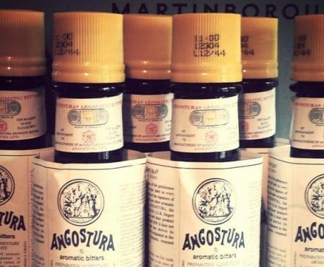 imagen Amargo de Angostura, el complemento ideal para muchos cócteles