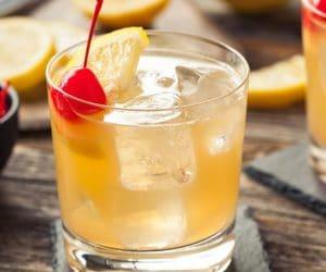 imagen Whisky sour: Historia, ingredientes y preparación