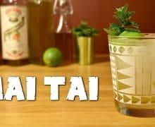 imagen Cóctel Mai Tai, receta de Don The Beachcomber