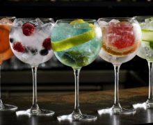 imagen Cócteles elaborados con Gin (Ginebra)